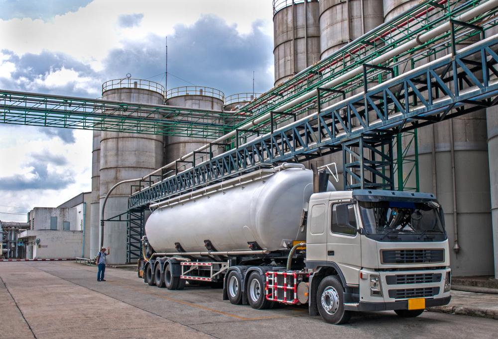 camion chimique