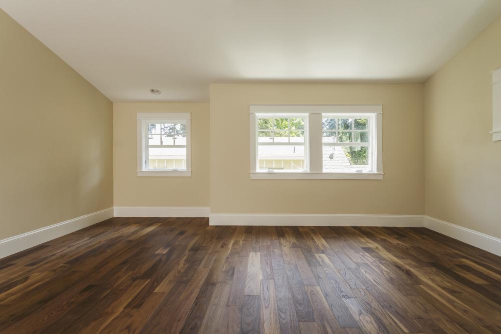 chambre planche en bois