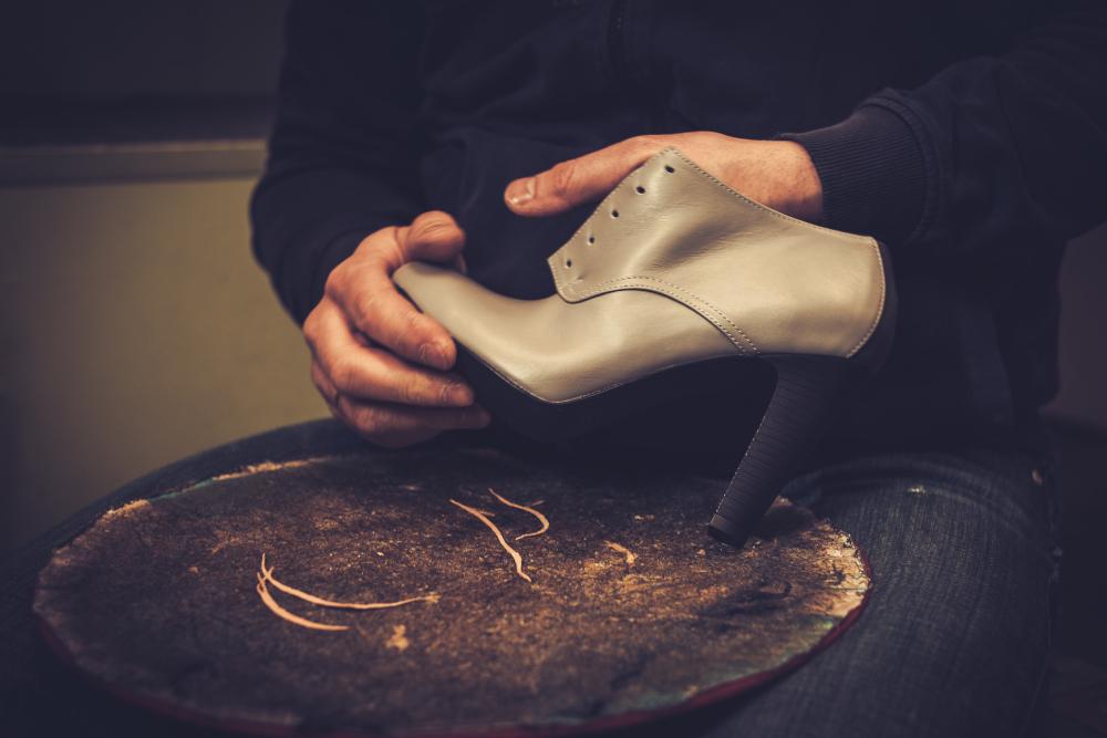 réparation chaussure