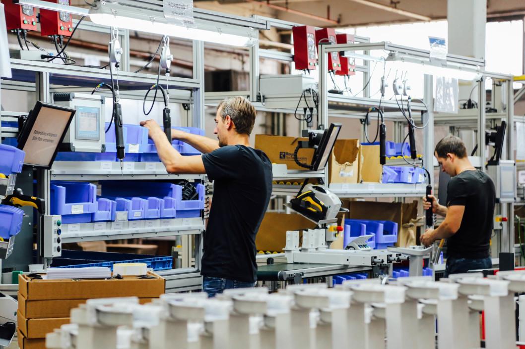 secteur manufacturier